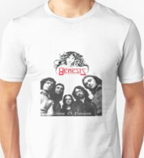 phil collins Genesis 2 Unisex T-Shirt