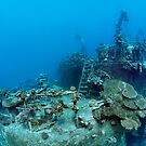 Khanka - The Russian Wreck - Background Story by Norbert Probst