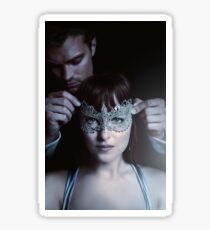 fifty shades Sticker