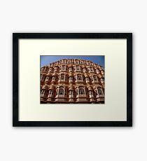 Hawa Mahal Framed Print
