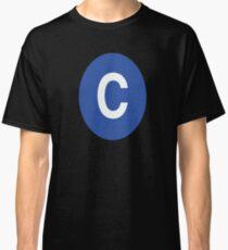 New York Raised Me / New York / C Train  Classic T-Shirt