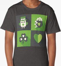 Irish Eyes Are Smiling Long T-Shirt