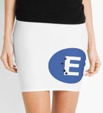 New York Raised Me / New York / E Train  Mini Skirt