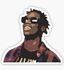 Travis Scott Sticker