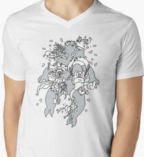 Adventure Time Men's V-Neck T-Shirt