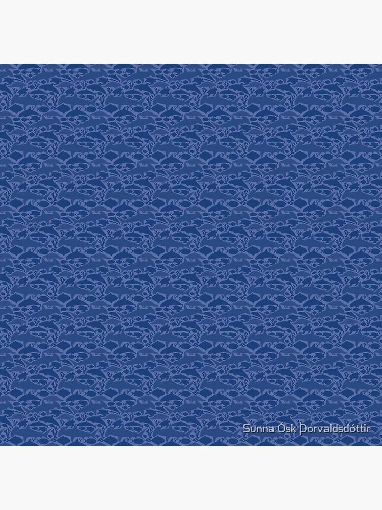 Sea animal pattern by SOSKdesign