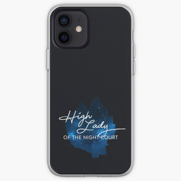 High Lady of the Night Court iPhone Soft Case