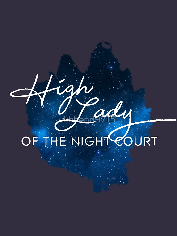 High Lady of the Night Court by kbhend9715