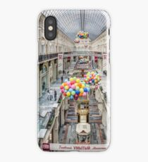 GUM  Shopping Mall, Moscow iPhone Case