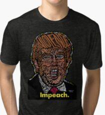 Impeach. Sad. Loser. Trump. Tri-blend T-Shirt