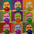 El Chapo by pornflakes