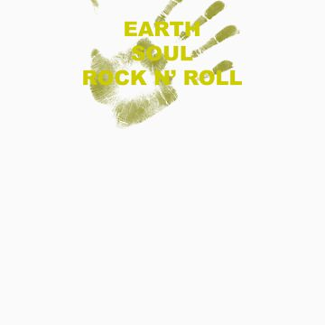 Earth - Soul - Rock n' Roll by Lotusflower