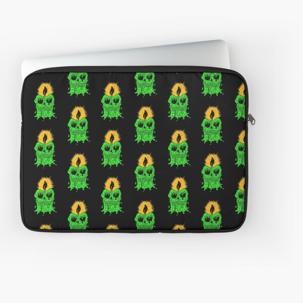 Skull Candle Laptop Sleeve