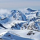 The Grey Corries to Ben Nevis by ScotLandscapes