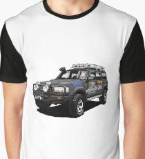 Toyota Land Cruiser SUV Graphic T-Shirt