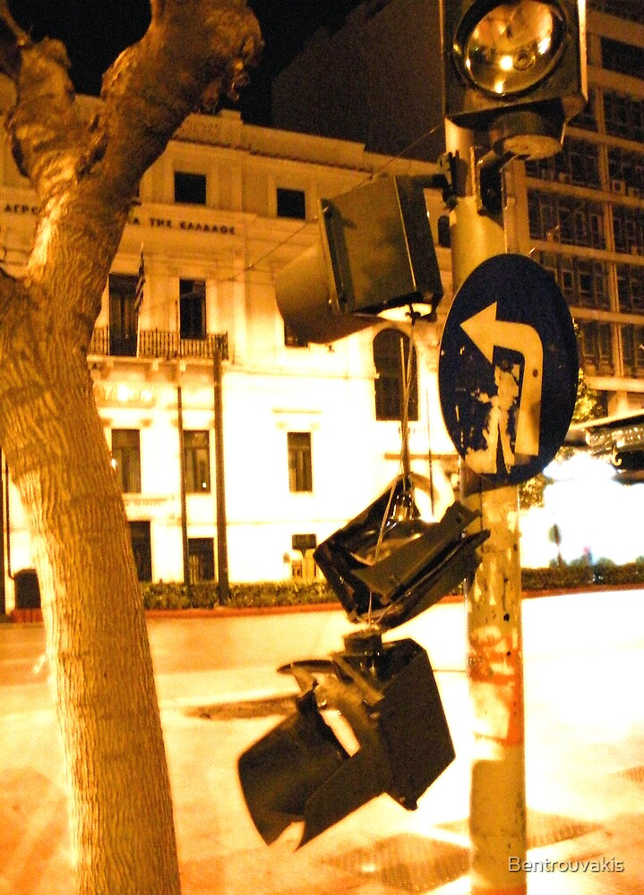 December 9, 2008, Athens GR by Bentrouvakis