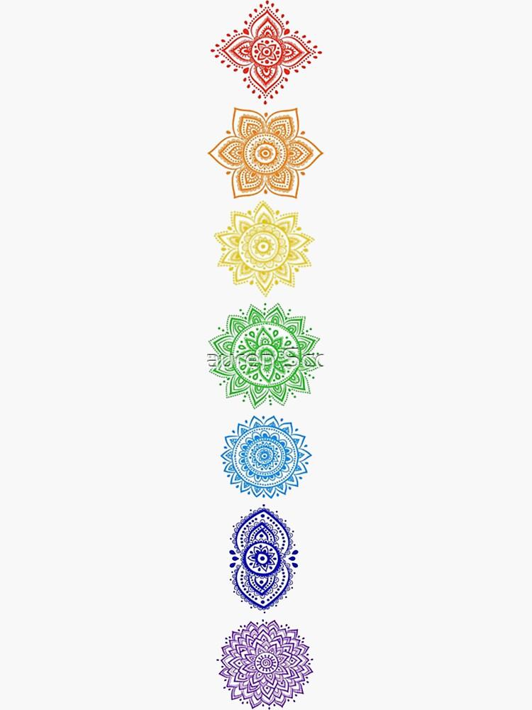 chakras by L-Scott