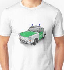 Volkspolizei Trabant 601, Colour Unisex T-Shirt
