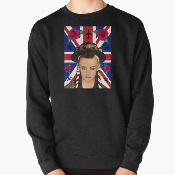 boy george Pullover Sweatshirt