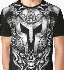 Viking Helmet Graphic T-Shirt