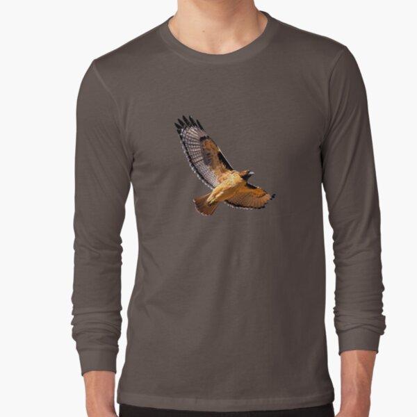 Red-Tailed Hawk 6 Tee Long Sleeve T-Shirt