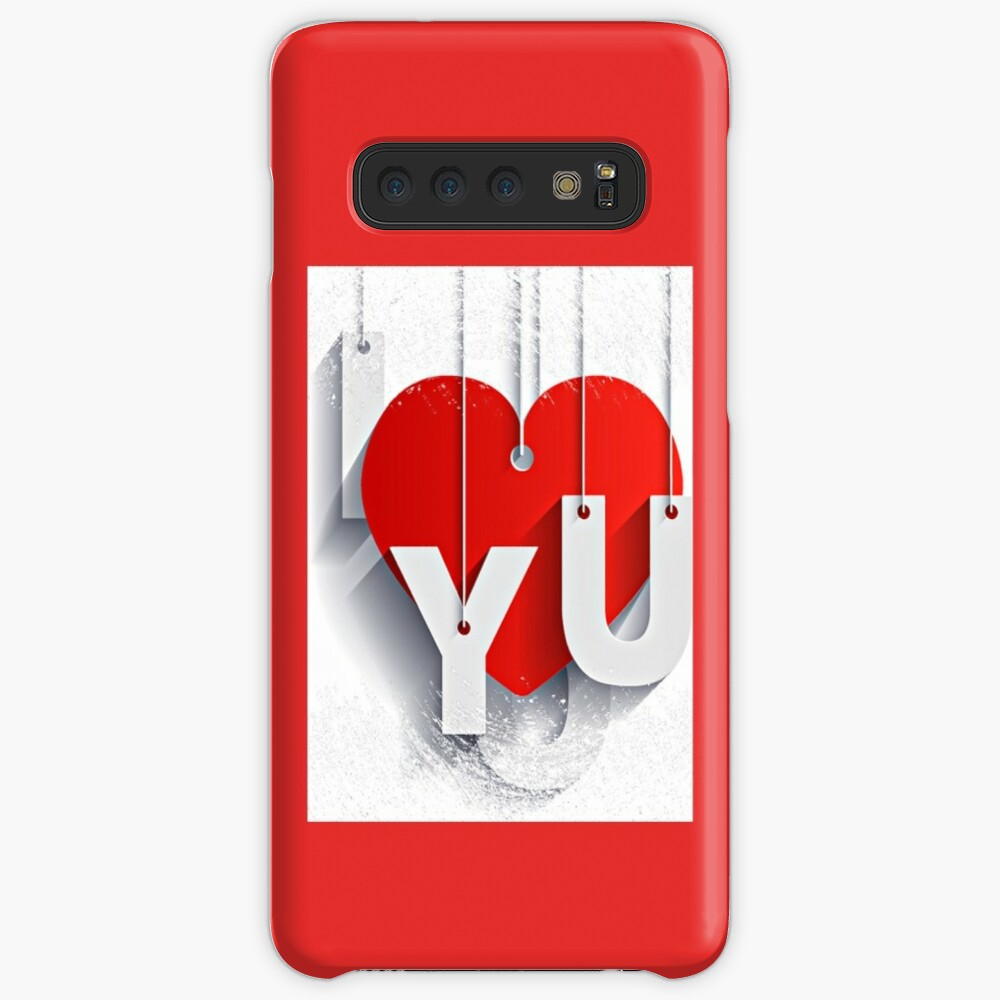 Can You Hear Me Now? Case & Skin for Samsung Galaxy