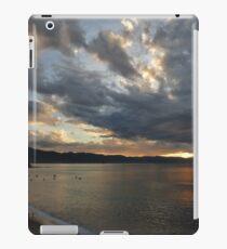luz del invierno iPad Case/Skin