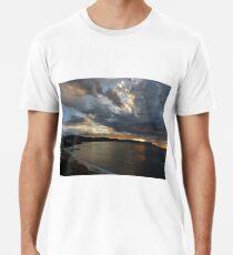luz del invierno Men's Premium T-Shirt