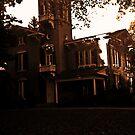 Darkest Mansion by 13radley
