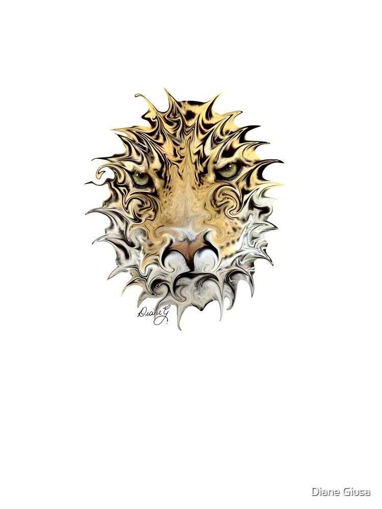 Leopard by Diane Giusa