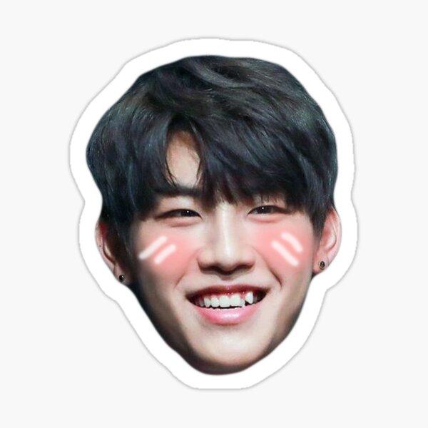 Cutie woojin Sticker