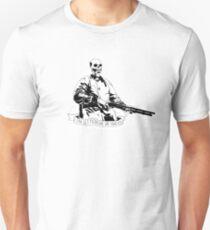 Skull Fiction Marsellus Wallace Unisex T-Shirt