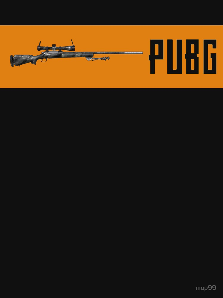 PUBG M24 rifle | Women's Fitted Scoop T-Shirt