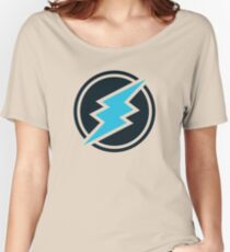 Electroneum Cryptocurrency Women's Relaxed Fit T-Shirt