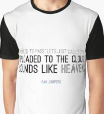 Black Mirror Netflix - San Junipero 5 Graphic T-Shirt