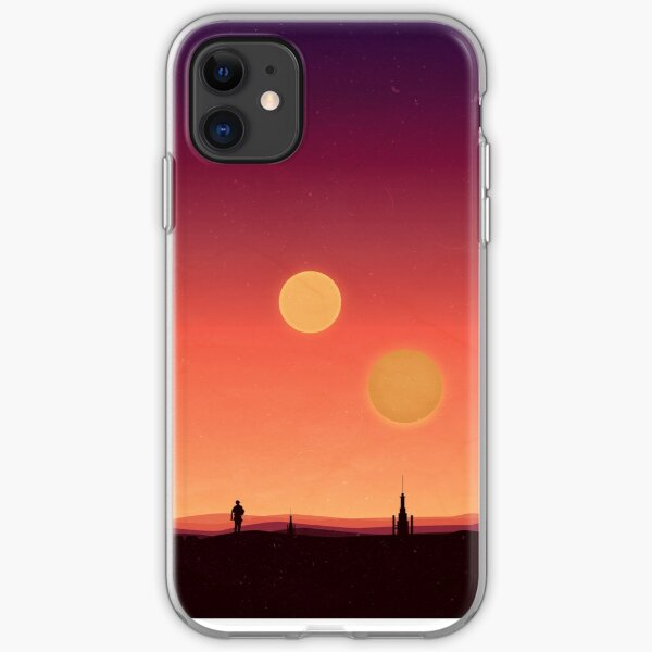Tatooine iPhone Soft Case