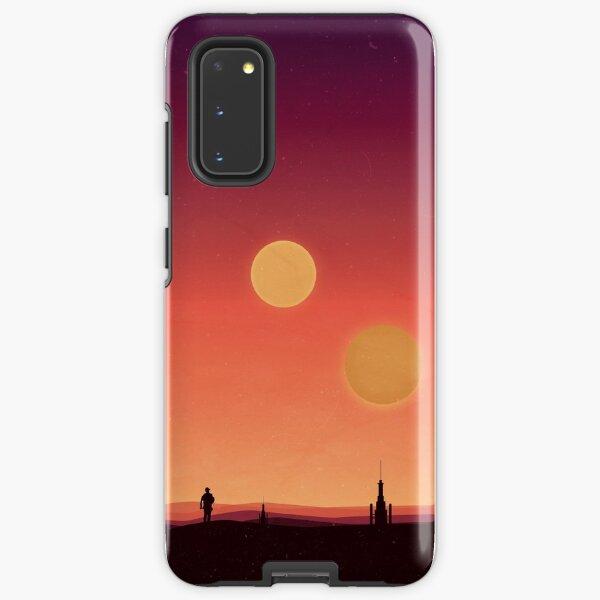 Tatooine Samsung Galaxy Tough Case