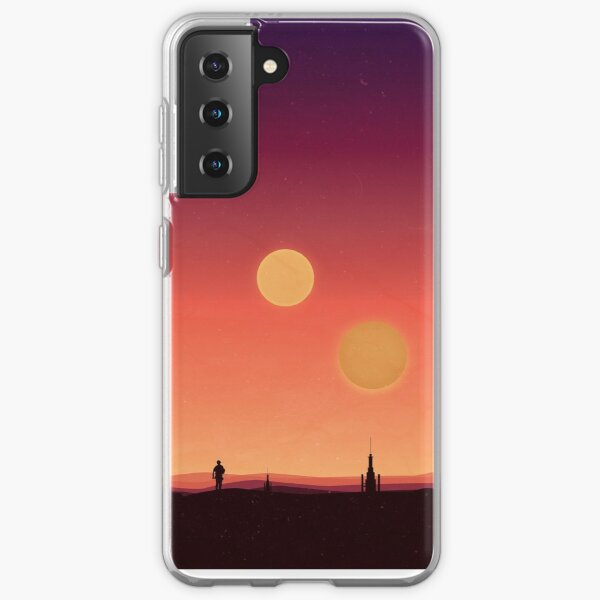 Tatooine Samsung Galaxy Soft Case