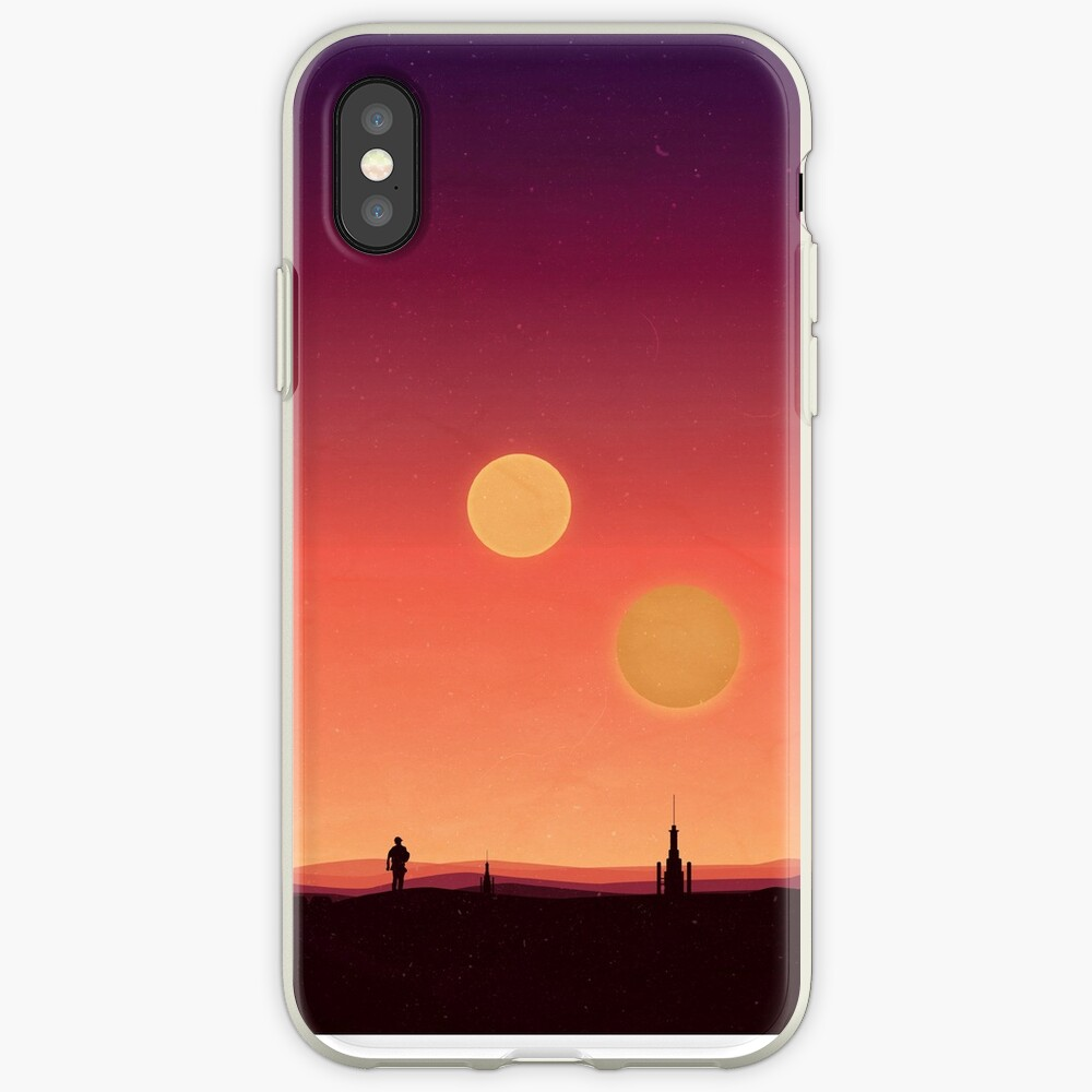 Tatooine iPhone-Hülle & Cover