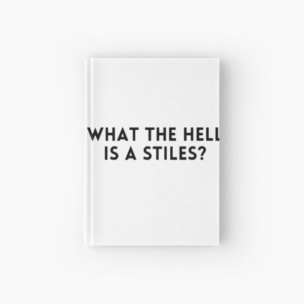 Stiles? Carnet cartonné