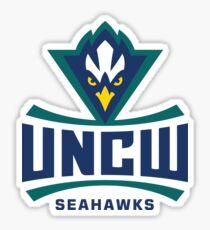 University of North Carolina Wilmington Sticker