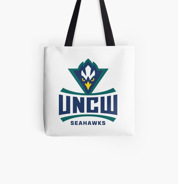 University of North Carolina Wilmington All Over Print Tote Bag