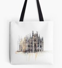 Duomo di Milano. Milan Cathedral. Tote Bag