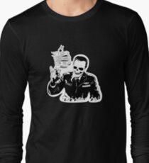Skull Fiction Captain Koons Long Sleeve T-Shirt