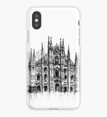 Duomo di Milano. Milan Cathedral. iPhone Case/Skin