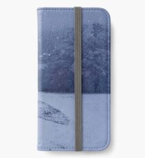 Country Snowstorm Photography iPhone Wallet/Case/Skin