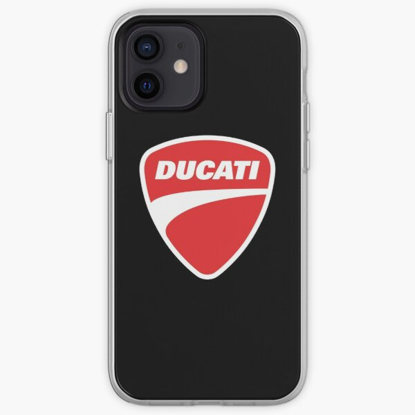 Ducati Logo Marchandise Coque souple iPhone