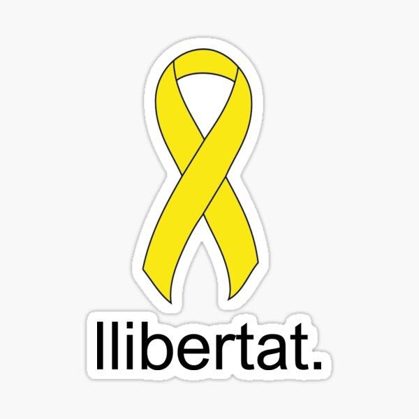Llibertat presos política Pegatina