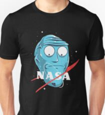 Rick and morty - Show Me What You Got Nasa Unisex T-Shirt