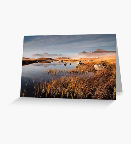 The Blackmount Greeting Card